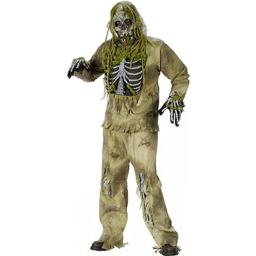 Fun World 60 88490t Skeleton Costume