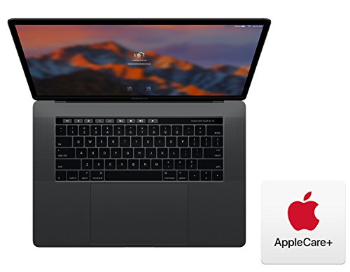 Apple MacBook Pro 15-inch with Touch Bar Space Gray 2.8GHz 256GB +...