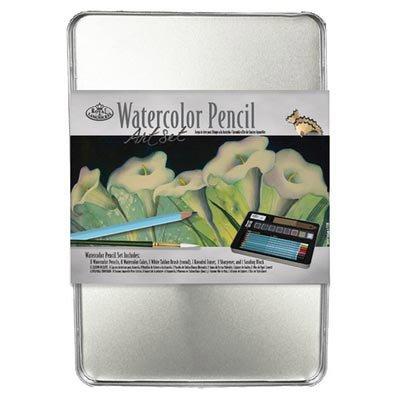 Creative Medium Tin Watercolour Pencil Set [E94308] (Neoteric Design)