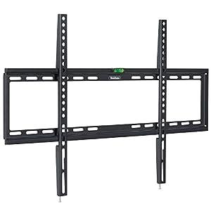 VonHaus 37-70″ Fixed TV Wall Mount Bracket –  15-42″ Fixed TV Wall Mount Bracket
