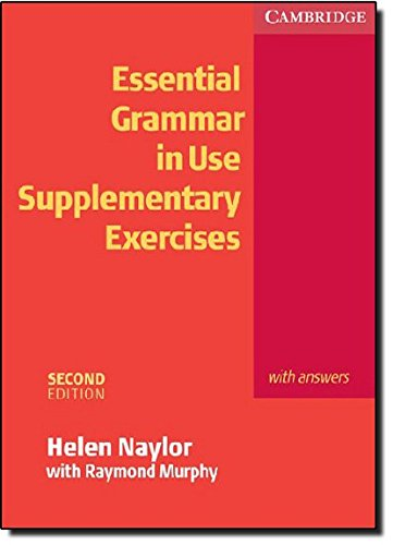 Essential Grammar in Use Supplementary Exercises with Answers 2nd Edition