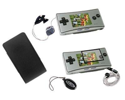 GameBoy Micro Starter Kit - Game Boy Advance