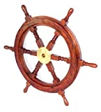 INDIA OVERSEAS TRADING CORP SH 8763 Ship Wheel, 18 Review