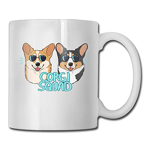 AiguanCORGI Squad 11oz Tea Cup Coffee Mug