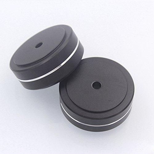 MiCity Solid Wood Cabinets Racks Shelves Power Amplifier Shock Pad Speaker Spike Pads Shoes Feet Composite Feet Set 5# 4332751000