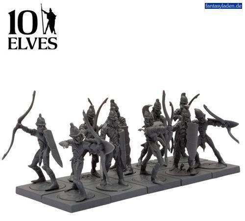 - KoW: Elves Bowmen Troop (10)
