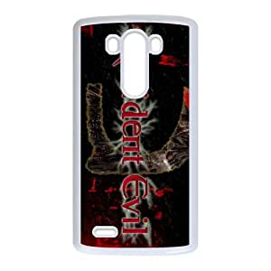 Resident Evil LG G3 Cell Phone Case White UI8315295