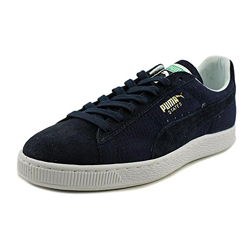 Puma States Woven Women US 11 Blue Sneakers