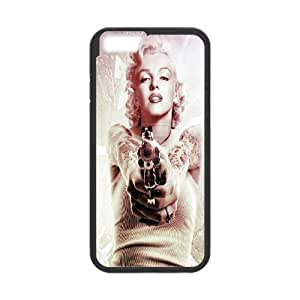 """DIY Phone Case for Iphone6 Plus 5.5"""", Marilyn Monroe Cover Case - HL-537467"""