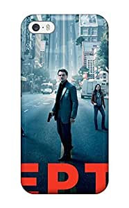 Special CaseyKBrown Skin Case Cover For Iphone 5/5s, Popular 2010 Inception Movie Phone Case