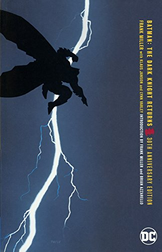 Batman: The Dark Knight Returns (30th Anniversary Edition) (Turtleback Edition for Schools & Libraries)