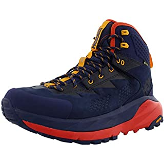 Hoka One Kaha GTX Mens Shoes How Often To Replace Running Shoes]