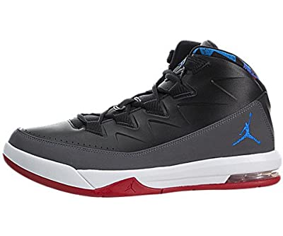 Jordan Jordan Air Deluxe Men Leather Basketball Shoe