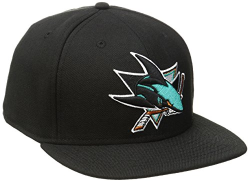 NHL San Jose Sharks Basic 59Fifty Cap a2e7a7a0ad