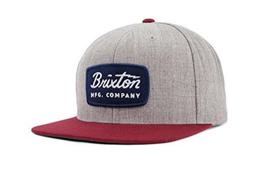 f3e95709732b0 Brixton Men s Jolt Medium Profile Adjustable Snapback Hat