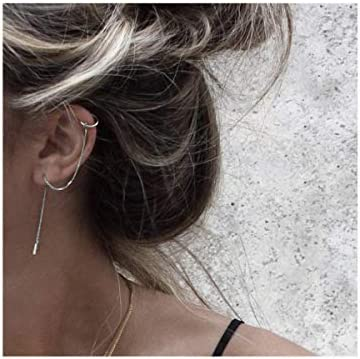 SLUYNZ Sterling Silver Earrings Crawler product image