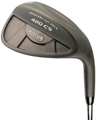 Solus Golf 420CS Wedge Right Steel Wedge 56