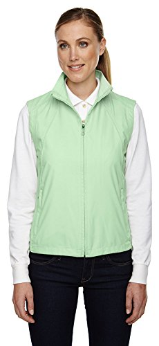 Ash City - North End North End Ladies Full-Zip Lightweight Wind Vest, XS, Lime SHRBRT 893