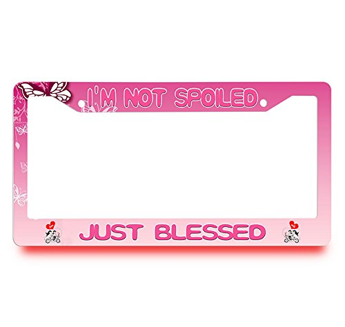 Compare Price To Gator Girl License Plate Frame