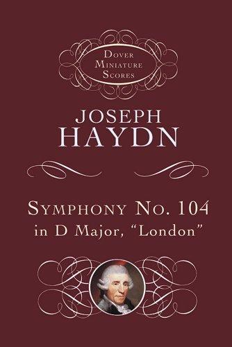 Symphony No. 104 (Dover Miniature Music Scores)