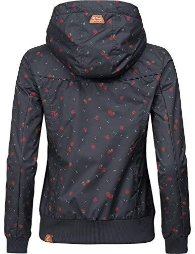 Blouson Ragwear Femme Femme Noir Ragwear Blouson Femme Noir Ragwear Blouson xAqXqS65