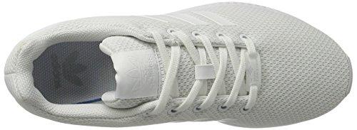 adidas Zx Flux, Zapatillas para Niños Blanco (Footwear White/footwear White/footwear White)