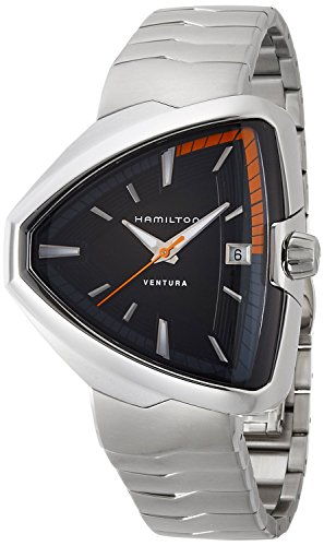 HAMILTON watch Ventura Elvis80 Date H24551131 Men's [regular imported goods]