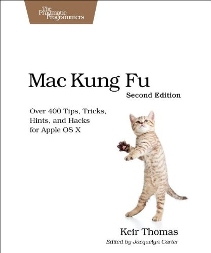 Mac Kung Fu, 2nd Edition Front Cover