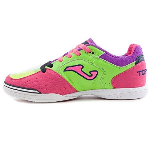 Joma Calcetto green Volt pink Top Flex Rosa Scarpe rBq1wr