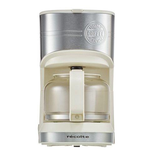 recolte(레꼴뜨) 《루토》 홈 커피 스탠드 recolte Home Coffee Stand [ 화이트/RHCS-1 ]