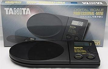 BALANZA DE PRECISIÓN DIGITAL TANITA PROFESIONAL 300g MÁX. 1479S: Amazon.es: Electrónica