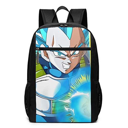HJFRDVBNT Dragon Ball Super Vegeta Super Saiyan Blue Storage Bag CuteOne Size