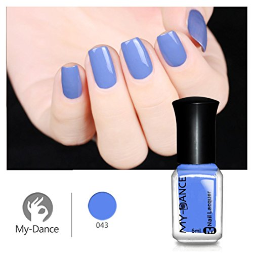 Fullfun Water-based Can Peel and Tear Nail Polish MYDANCE/MYDEAR (O)