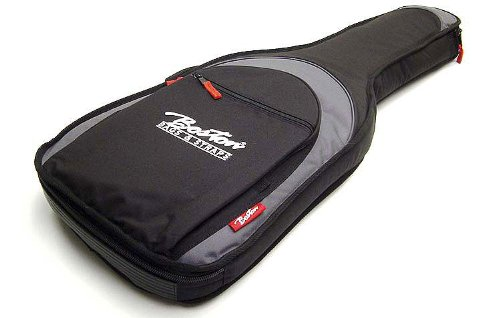 Boston Electric Guitar Gig Bag: Deluxe Soft Electric Guitar Case with 25mm Padding