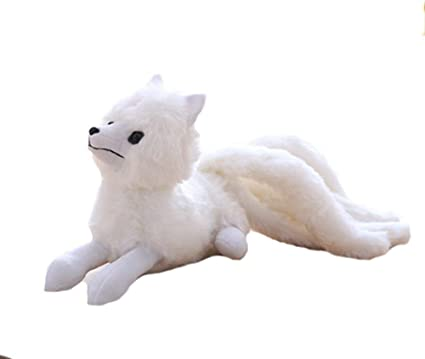 Game League of Legends LOL Ahri Doll the Nine-Tailed Fox Plush Stuffed Toy Gift