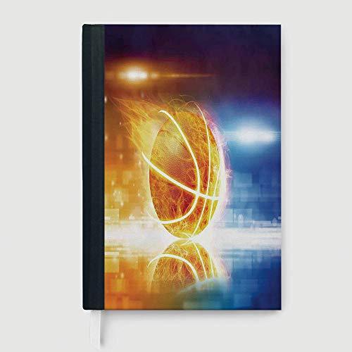Cuaderno de notas clásico, tapa dura, para estudiantes, bautizos, colegio, cuaderno, composición/diarios/libros/oficina,...