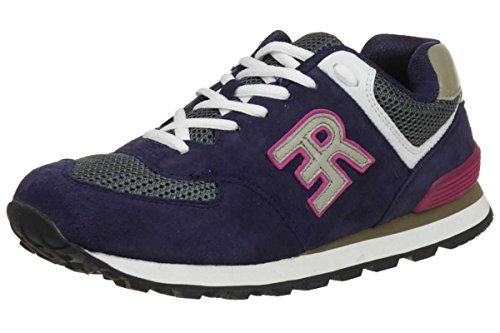Rohde Women's Top Biella Sneakers Low BLAU n0cxOWn1