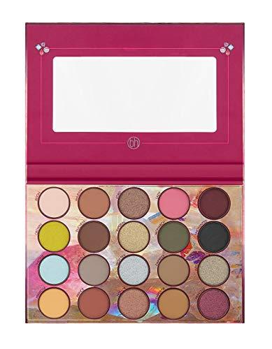 BH Cosmetics 20 Color Eyeshadow Palette, Royal Affair