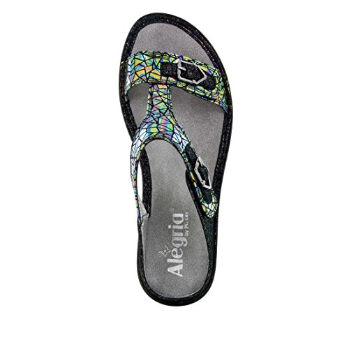 sale latest discount under $60 Alegria Women's Lara Wedge Sandal Tectonic buy cheap the cheapest cheap sale big sale discount footlocker finishline IFEVjhXN4C