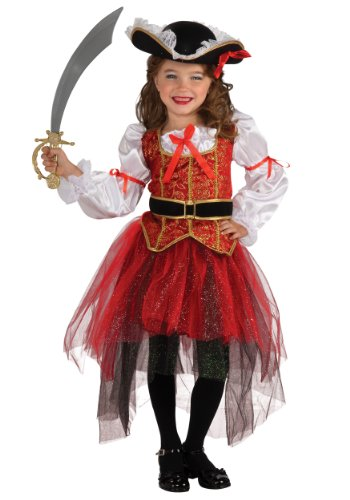 Rubie's Let's Pretend Princess Of The Seas Costume - Small (5 Types Of Halloween Costumes)