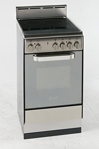 Avanti DER202BS Elite Series Deluxe Electric Ranges, 20