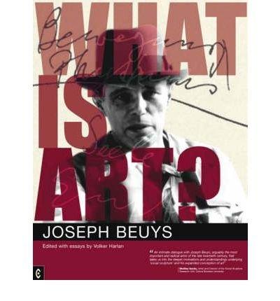 [(What is Art?: Conversation with Joseph Beuys )] [Author: Joseph Beuys] [Mar-2007] pdf epub