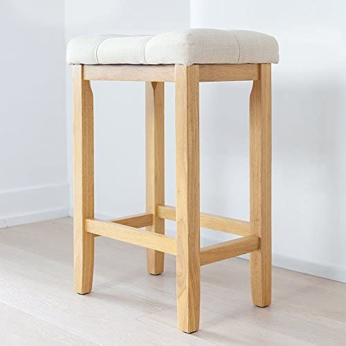 Wood Kitchen Counter Barstool ...  sc 1 st  Amazon.com & Bar Stools | Amazon.com islam-shia.org