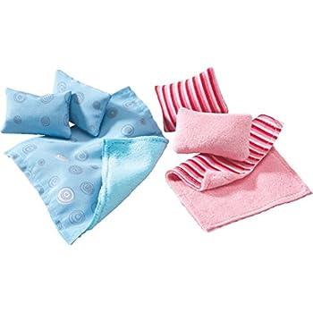 Amazon Com Haba Little Friends Pillows Amp Blankets