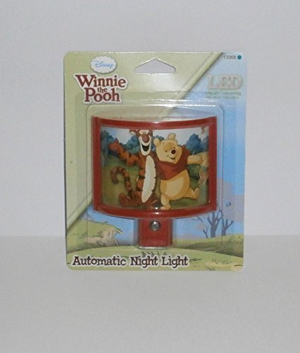 (Winnie the Pooh LED Automatic Night)