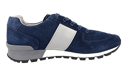 Prada 4e2718 Lzh F073a, Herren Sneaker