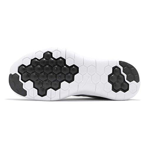 Nike Womens Flex 2018 Rn Scarpe Da Corsa Nero Bianco
