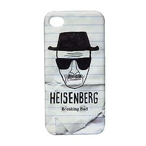 Tribeca Gear Hardshell Case for iPhone 5/5S - Breaking Bad - Heisenberg Sketch White by ruishername
