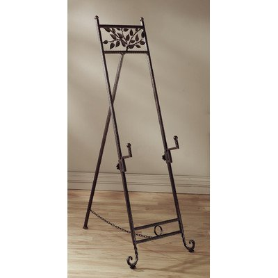 Large Floor Easel - TRIPAR 56000 56 Inch Natural Elements Metal Floor Easel