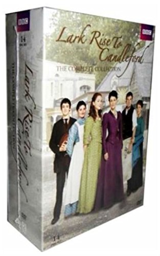 Rise Collection (Lark Rise to Candleford: The Complete Collection (DVDS, 2011 14-Disc Set) BBC NEW)